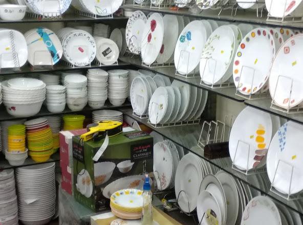 Shah Enterprises, CROCKERY SHOP,  service in Kottayam, Kottayam