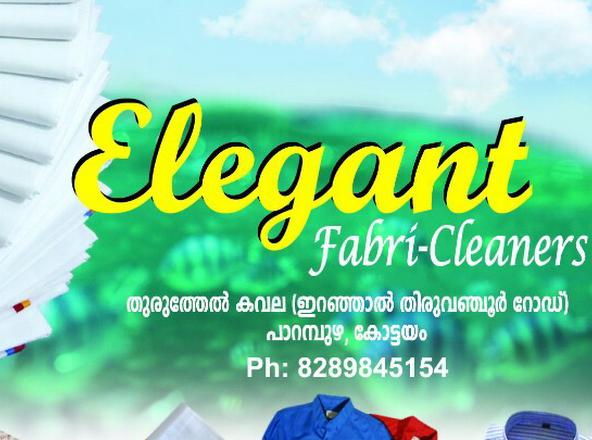 Elegant Fabri-Cleaners, DRY CLEANING,  service in Kottayam, Kottayam