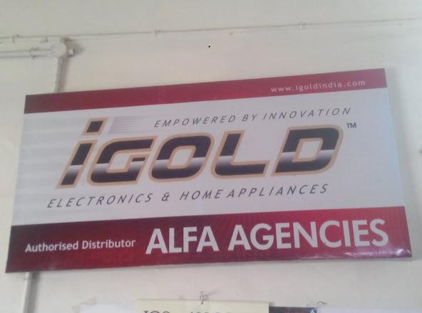 Alfa Agencies, ELECTRONICS,  service in Kottayam, Kottayam