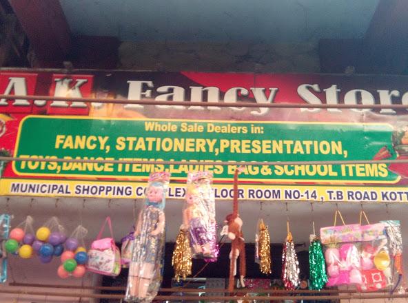 A.K.Fancy Store, FANCY & COSTUMES,  service in Kottayam, Kottayam