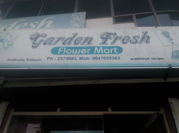 Garden Fresh Flower Mart, FLOWERS SHOP,  service in Kanjikuzhi, Kottayam