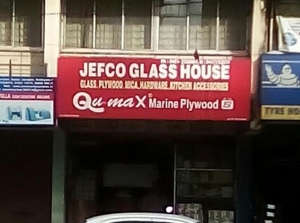 JEFCO Glass House, GLASS WARES,  service in Kottayam, Kottayam