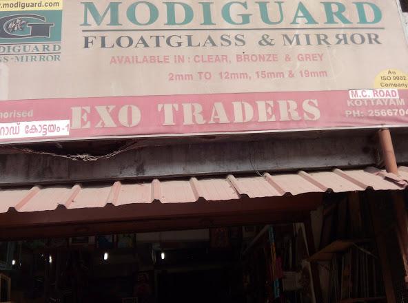 Exo Traders, GLASS WARES,  service in Kottayam, Kottayam