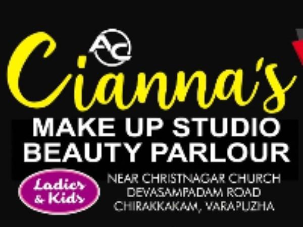 Cianna's make up studio & beauty parlour