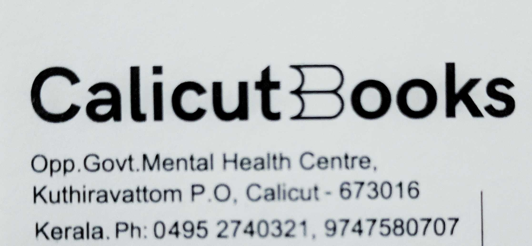 Calicutbooks, BOOK & EDU TOYS,  service in Kovoor, Kozhikode