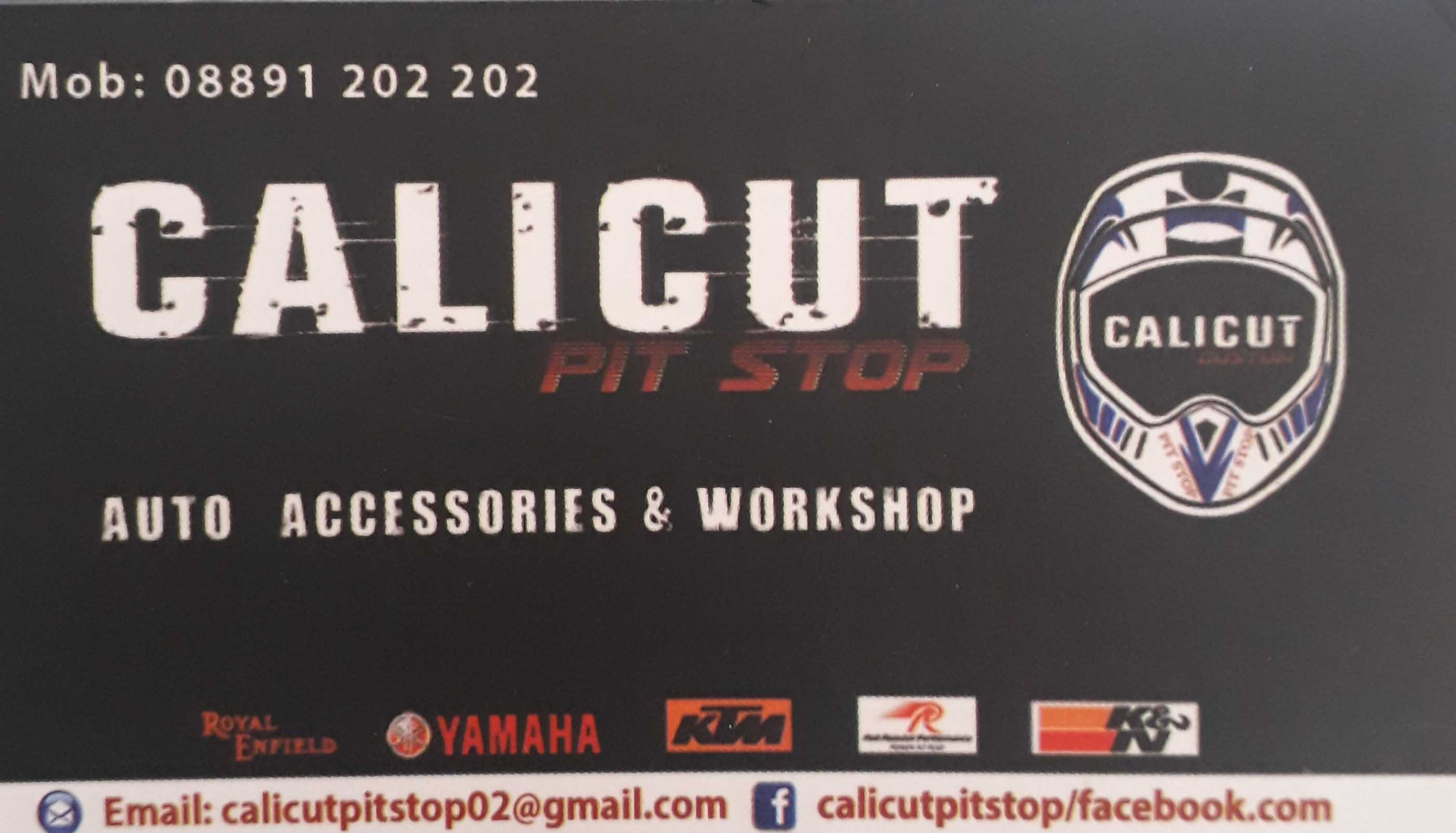 CALICUT PITSTOP auto accessories & work shop, ACCESSORIES,  service in Kozhikode Town, Kozhikode