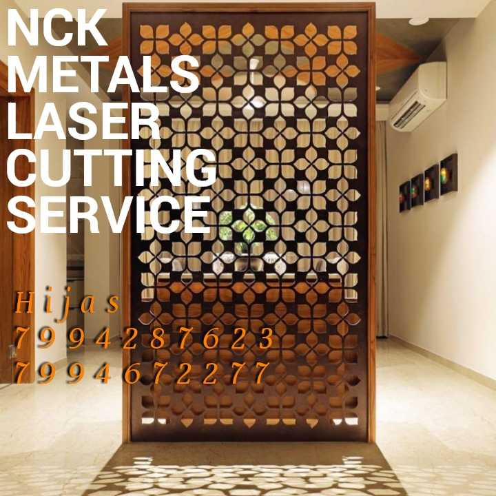 NCK METALS LASER CUTTING SERVICE, METAL FABRICATION,  service in Moder bazar, Kozhikode