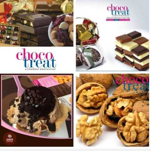 CHOCO TREAT, DRY FRUITS & CHOCOLATE,  service in Kozhikode Town, Kozhikode