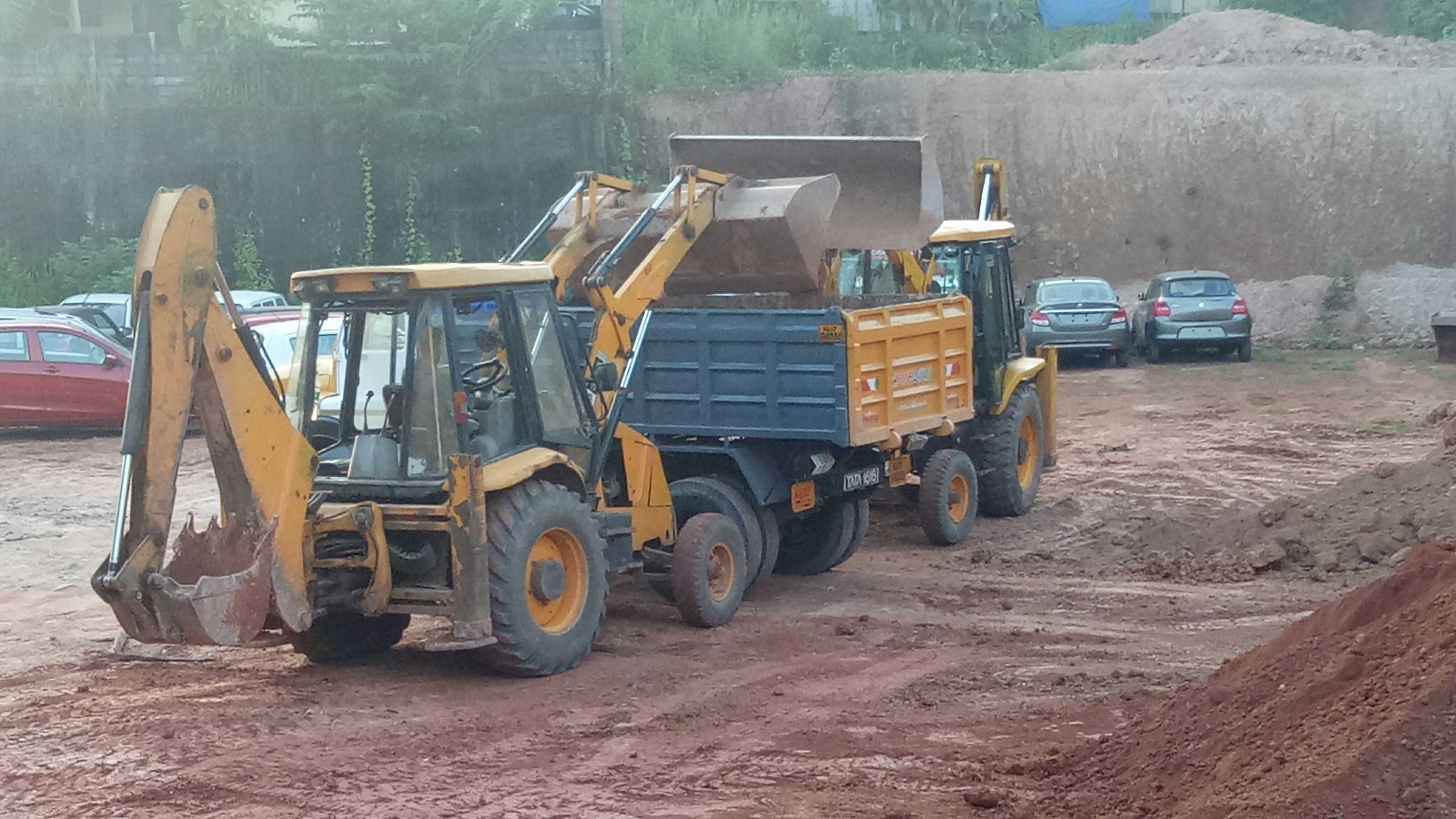 Aswathi earth movers, EARTH WORKS AND MATERIALS,  service in Kakkodi, Kozhikode