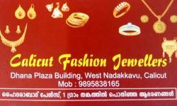 Calicut Fashion Jewellers, GOLD COVERING,  service in Vandipetta, Kozhikode