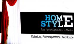 HOME STYLE, CURTAINS,  service in Kozhikode Town, Kozhikode