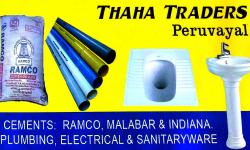 THAHA TRADERS, SANITARY WARES,  service in Peruvayal, Kozhikode