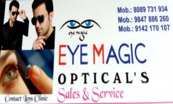 EYE MAGIC OPTICALS, OPTICAL SHOP,  service in Mankavu, Kozhikode