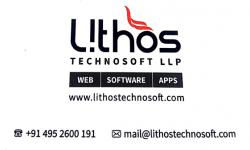 LITHOS TECHNO SOFT LLP, I T,  service in Mankavu, Kozhikode
