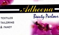 Adheena Beauty parlour, BEAUTY PARLOUR,  service in Kovoor, Kozhikode