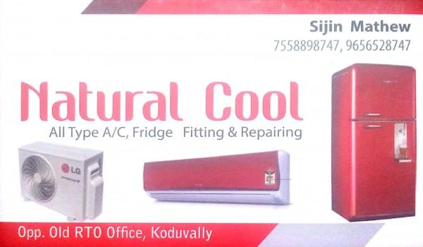 NATURAL COOL, ELECTRICAL REPAIRING,  service in Koduvally, Kozhikode