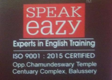 SPEAK EAZY, SPOKEN ENGLISH/IELTS,  service in Balussery, Kozhikode