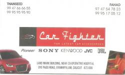 CAR FIGHTER, ACCESSORIES,  service in Nadakkavu, Kozhikode