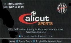 CALICUT SPORTS, SPORTS,  service in Kozhikode Town, Kozhikode
