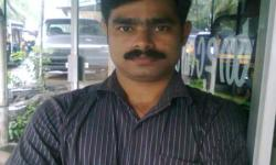 JINTO THOMAS, ELECTRICAL AND PLUMBING WORKERS,  service in Kozhikode Town, Kozhikode