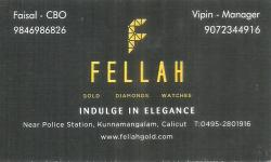 FELLAH, JEWELLERY,  service in Kozhikode Town, Kozhikode