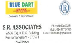 S.R.ASSOCIATES, COURIER SERVICE,  service in Kunnamangalam, Kozhikode