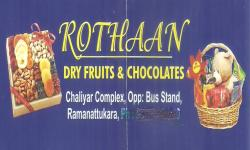 ROTHAAN Dry fruits & chocolates, DRY FRUITS & CHOCOLATE,  service in Ramanattukara, Kozhikode