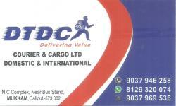 DTDC Delivering Value, COURIER SERVICE,  service in Mukkam, Kozhikode