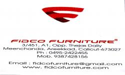 FIDCO FURNITURE, FURNITURE SHOP,  service in Nadakkavu, Kozhikode