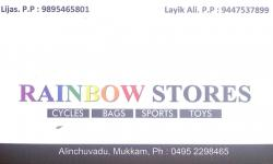 RAINBOW STORES, GIFT & TOYS,  service in Mukkam, Kozhikode