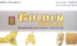 GOLDEN JEWELLERY, JEWELLERY,  service in Mukkam, Kozhikode