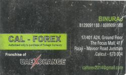 CAL-FOREX, FINANCE,  service in ,