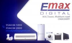 E MAX, ELECTRONICS,  service in Omassery, Kozhikode