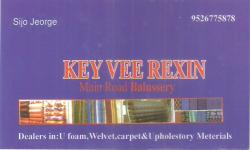 KEY VEE REXIN, CURTAINS,  service in Balussery, Kozhikode