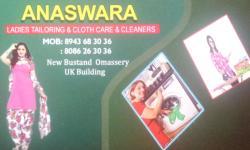 ANASWARA, TAILORS,  service in Omassery, Kozhikode