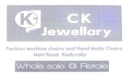 CK JEWELLARY, JEWELLERY,  service in Koduvally, Kozhikode
