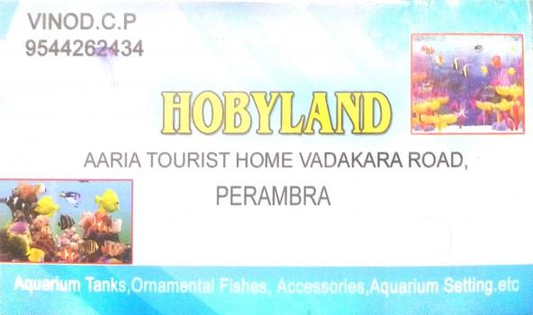 HOBYLAND, PETS & AQUARIUM,  service in perambra, Kozhikode