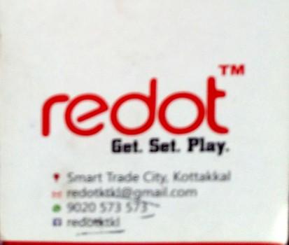REDOT, GAME CENTRE,  service in Kottakkal, Malappuram