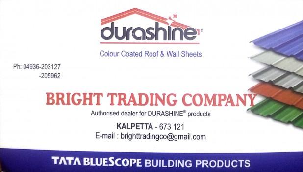 BRIGHT TRADING COMPANY, HARDWARE SHOP,  service in Kalpetta, Wayanad