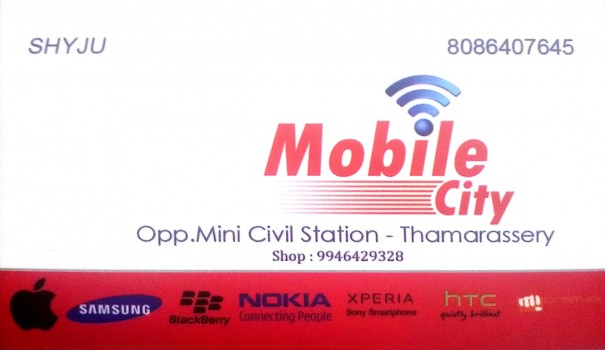 MOBILE CITY, MOBILE SERVICE CENTER,  service in Thamarassery, Kozhikode