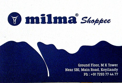 MILMA SHOPPEE, JUICE CORNER,  service in Koylandy, Kozhikode