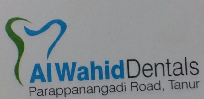 AL WAHID DENTALS, DENTAL CLINIC,  service in Tanur, Malappuram