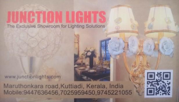 JUNCTION LIGHTS, LIGHT,  service in Kuttiady, Kozhikode