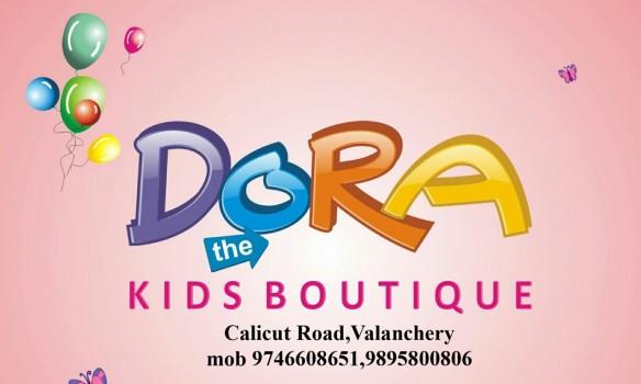 DORA KIDS BOUTIQUE, LADIES & KIDS WEAR,  service in Valanchery, Malappuram