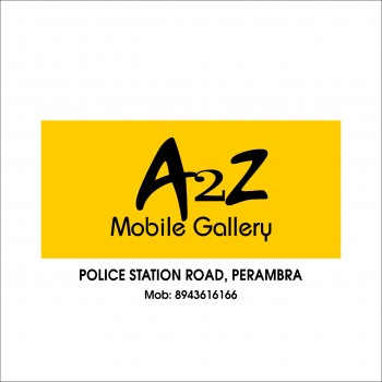 A2Z MOBILE GALLERY, MOBILE SHOP,  service in perambra, Kozhikode