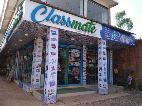 CLASSMATE BOOK SHOP AND STUDENTS ITEMS, BOOK & EDU TOYS,  service in Hosangadi, Kasaragod