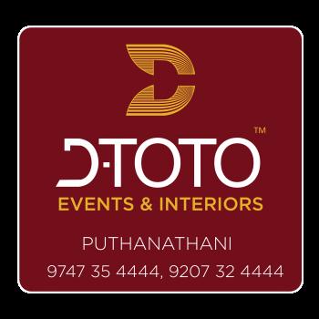 D TOTO, INTERIOR & ARCHITECTURE,  service in Puthanathani, Malappuram