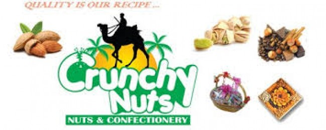 CRUNCHY NUTS, DRY FRUITS & CHOCOLATE,  service in Chemmad, Malappuram
