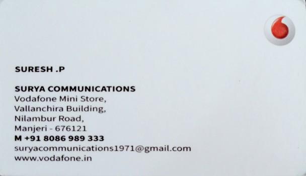 SURYA COMMUNICATION, TELECOM SERVICE,  service in Manjeri, Malappuram