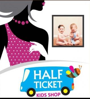 HALF TICKET, LADIES & KIDS WEAR,  service in Puthanathani, Malappuram